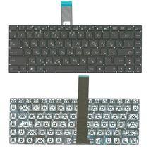 Клавиатура Asus (N46) с подсветкой (Light) Black, RU