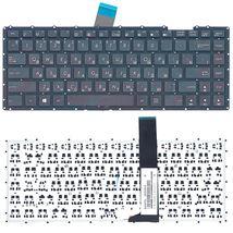 Клавиатура Asus (X450) Black, RU