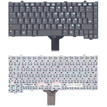 Клавиатура для ноутбука HP Compaq Armada Evo (N110) Black, RU