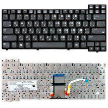 Клавиатура для ноутбука HP Compaq Evo (N600C, N610c, N620c, N610v) Black, RU