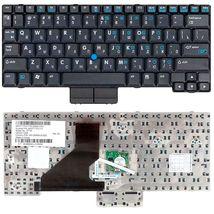 Клавиатура HP Compaq (NC2400) с указателем (Point Stick) Black, RU