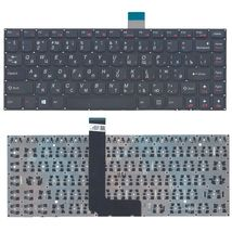 Клавиатура Lenovo IdeaPad (B490S) Black, (No Frame) RU