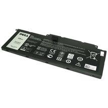 АКБ Ориг. Dell F7HVR Inspiron 15-7537 14.8V Black 3900mAhr 58Wh